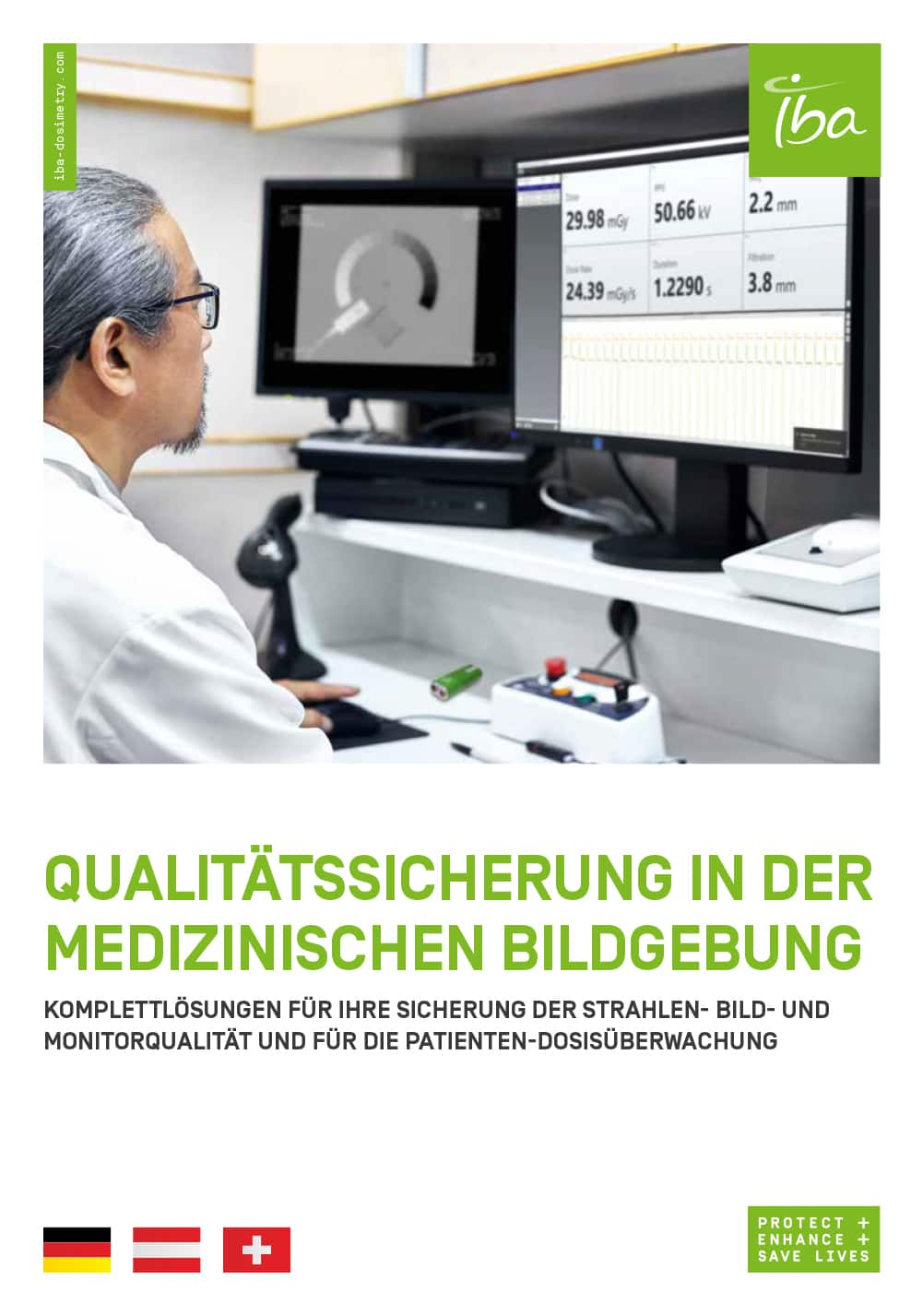 IBA Dosimetry Medical Imaging Products German